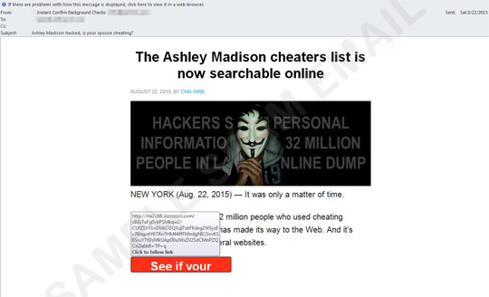 trendlabs security intelligence ashley madison tale lies data breaches