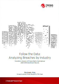 Follow the data: Analyzing Breaches by Industry