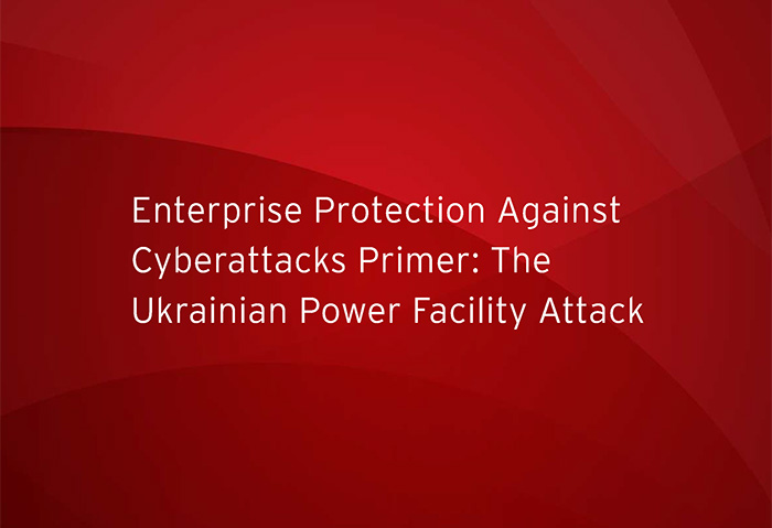 Enterprise Network Protection against Cyberattacks: Black Energy