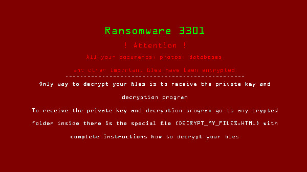 RANSOM_HIDDENTEARTHREE A - Threat Encyclopedia - Trend Micro USA