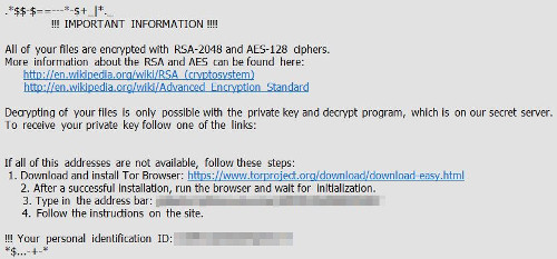 RANSOM_LOCKY AJR - Threat Encyclopedia - Trend Micro GB