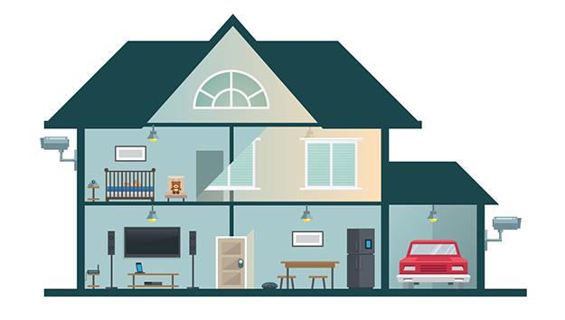 智慧家庭連網裝置漏洞多趨勢科技發布2017年上半年智慧家庭網路安全摘要報告