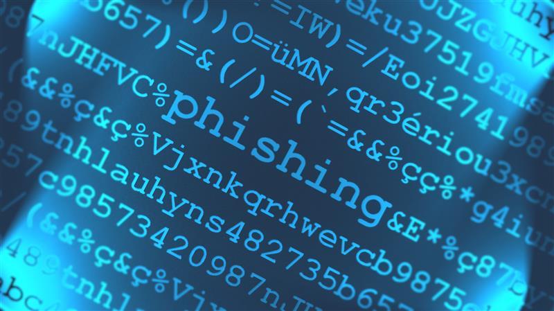 Phishing uses legit-looking domains