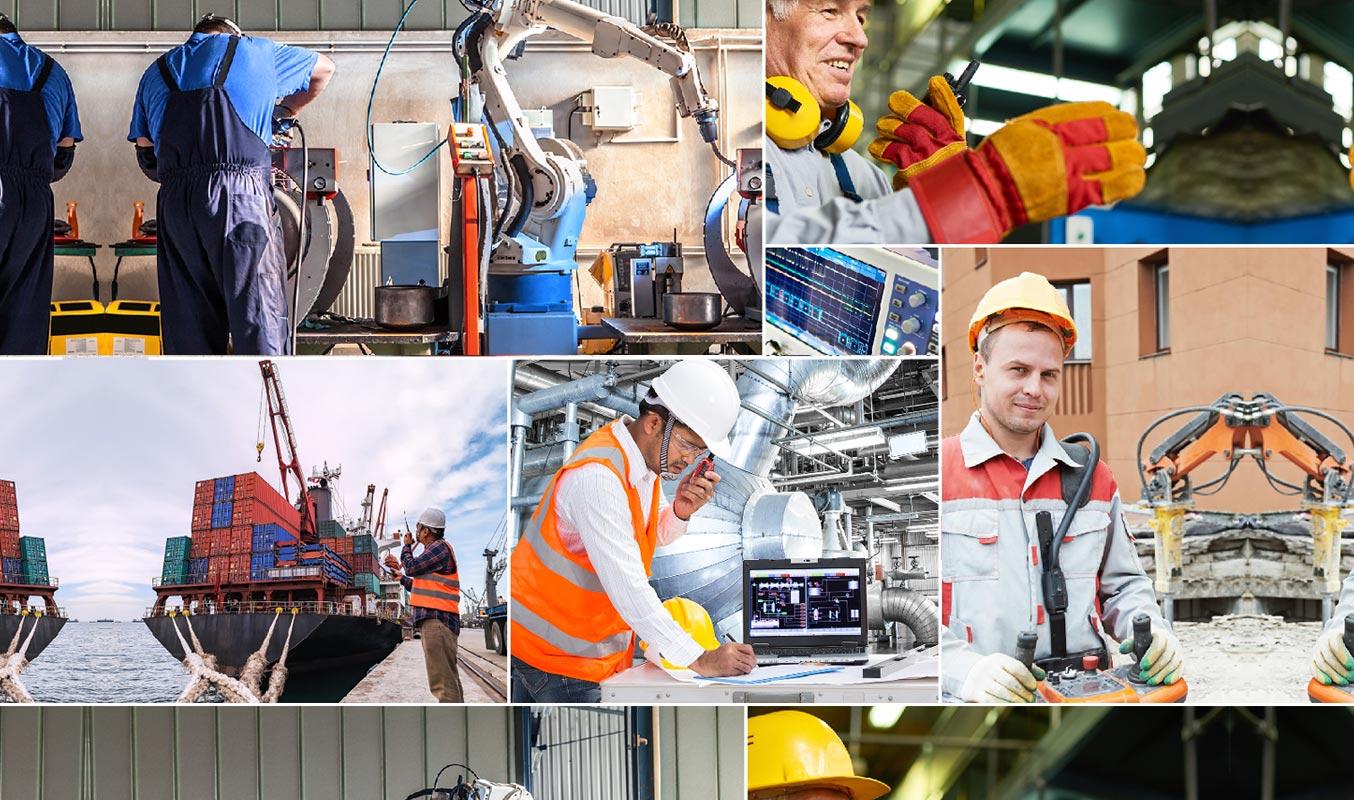 Attacks Against Industrial Machines via Vulnerable Radio Remote Controllers
