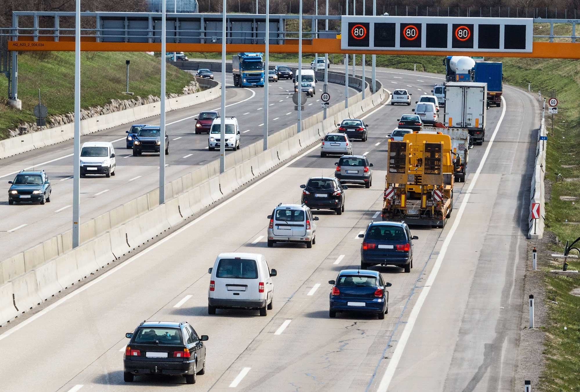 High-Tech Highways: Securing the Future of Transportation