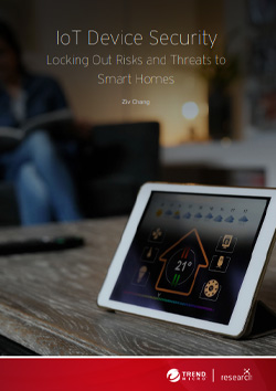 Download IoT Device Security: Locking Out Risks and Threats to Smart Homes