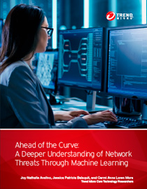 Ahead of the Curve: A Deeper Understanding of Network Threats Through Machine Learning