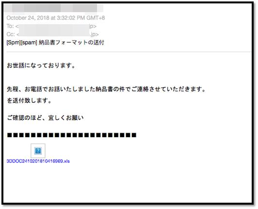 Spam Campaign Targets Japan, Uses Steganography to Deliver