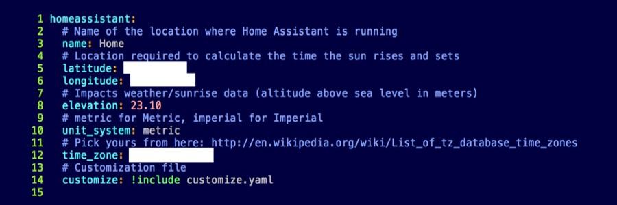 暴露在外的自動化伺服器可能洩漏住宅的定位資訊。