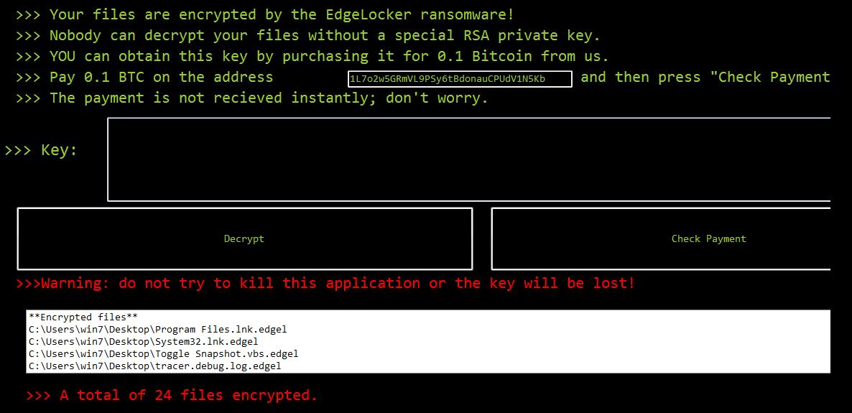 edgelocker-ransom