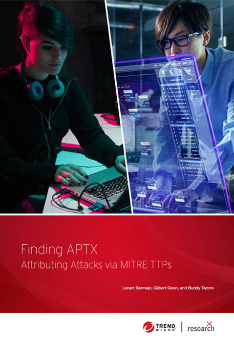 Finding APTX: Attributing Attacks via Mitre TTPs
