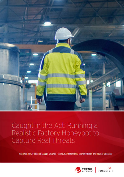 Caught in the Act: Running a Realistic Factory Honeypot to Capture Real Threats