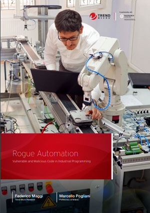 Rogue Automation: Vulnerable and Malicious Code in Industrial Programming
