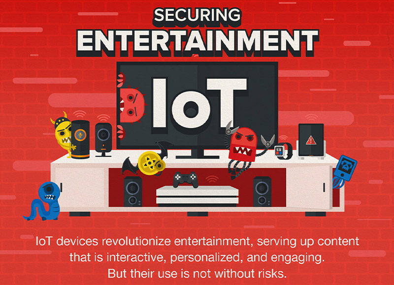 Security for Entertainment IoT