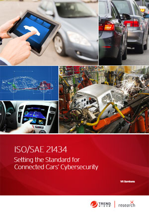 Setting the Standard for Connected Cars' Cybersecurity