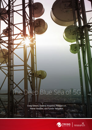 The Deep Blue Sea of 5G