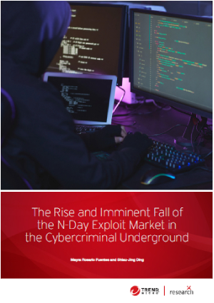The Rise and Imminent Fall of the N-Day Exploit Market in the Cybercriminal Underground