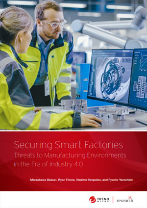 Security in the Era of Industry 4.0