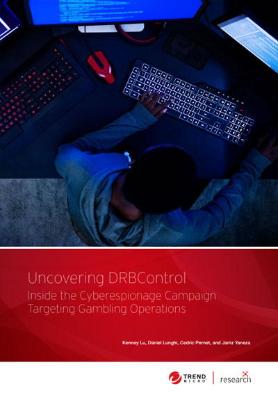 Uncovering DRBControl: Inside the Cyberespionage Campaign Targeting Gambling Operations