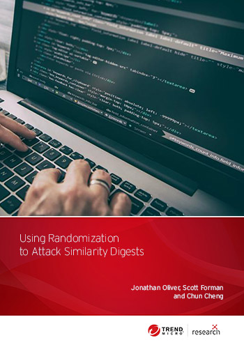 View Using Randomization to Attack Similarity Digests