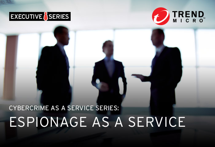 espionage as a service