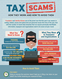 What You Need To Know About Tax Scams