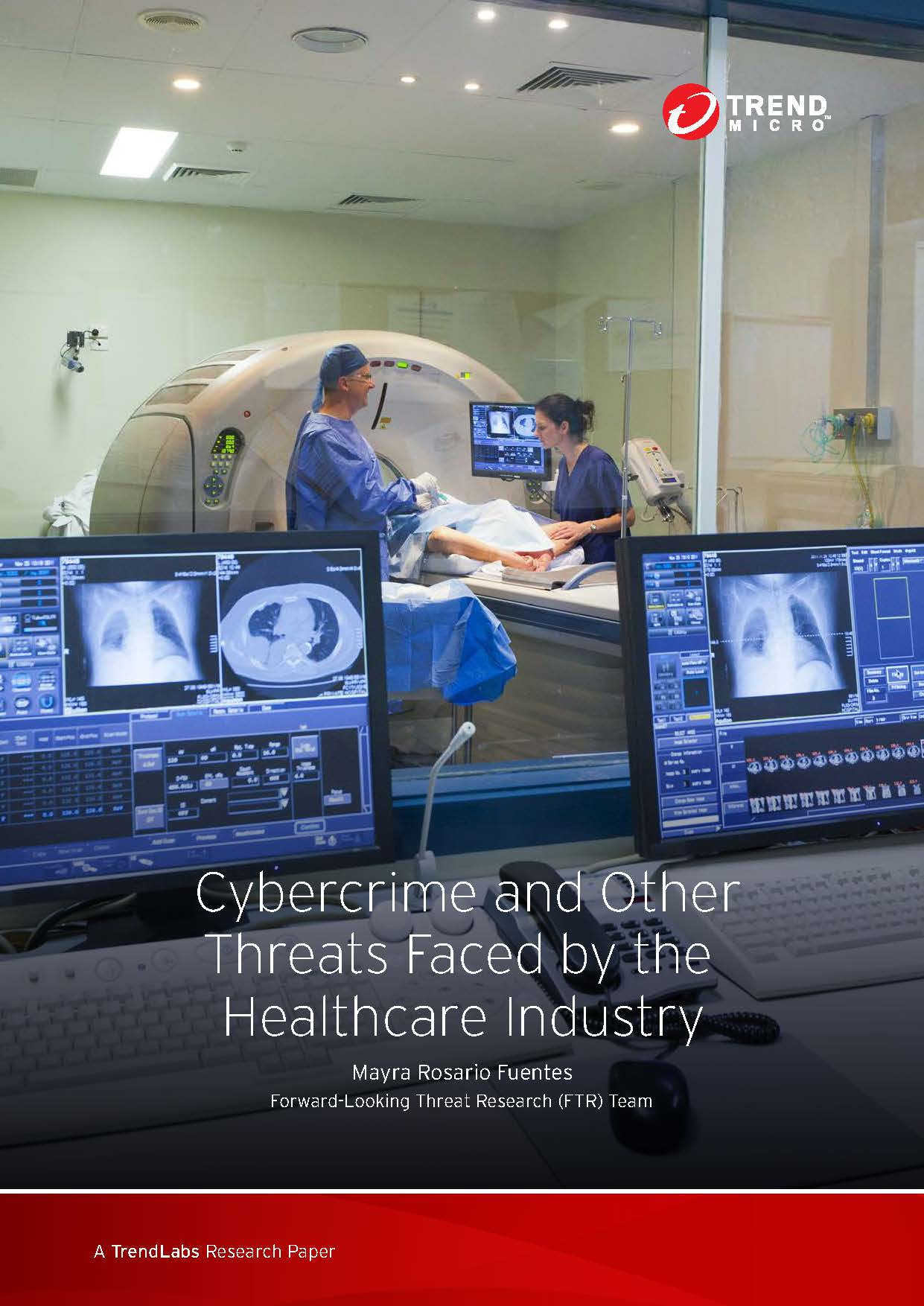 Cybercrime and Other Threats Faced by the Healthcare Industry