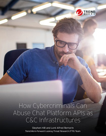 Chat platform APIs abuse