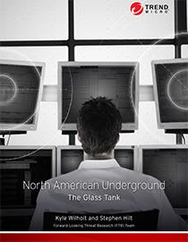 North American Underground: The Glass Tank