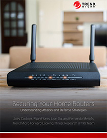 securing home routers