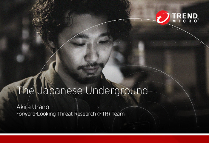 The Japanese Underground: Japan's Unique Cybercriminal Economy