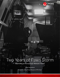 two years of pawn storm