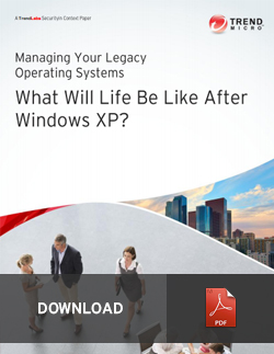 Managing Your Legacy Operating Systems