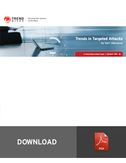 Trends in Targeted Attacks