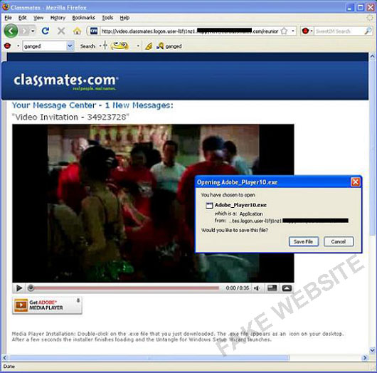 Share pictures for site classmates all became