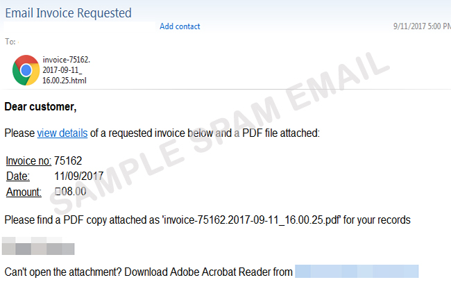 Invoice Dates Word Fake Email Invoice Leads To Ransomwarerelated Urls  Threat  Freshbook Invoice Word with Us Commercial Invoice Pdf  That Contains Ransomwarerelated Urls Has Been Spotted To Make Rounds  In Unsuspecting Users Inboxes The Said Spam Poses To Be An Email Invoice  Asking  Cash Receipts Book