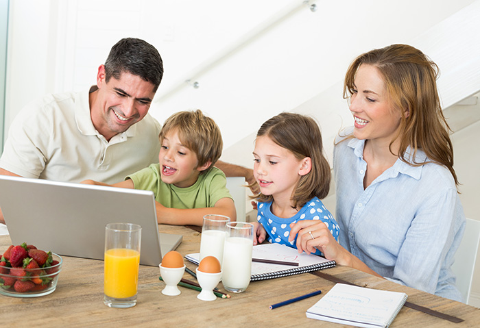 Maintaining Online Privacy for Families