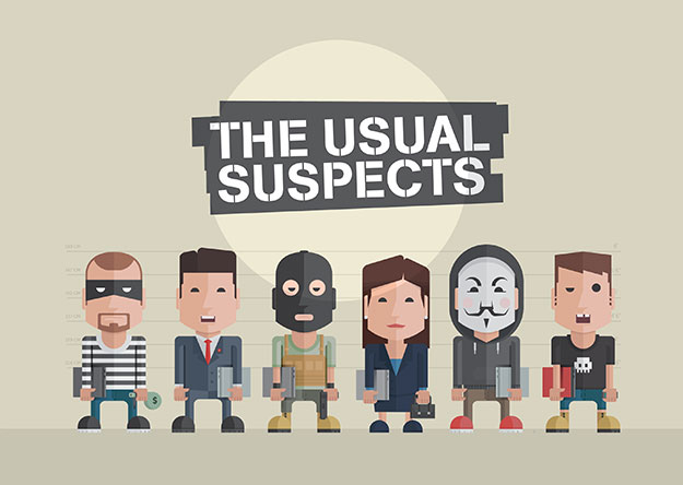 The Usual Suspects: IoT Attackers and Motivations