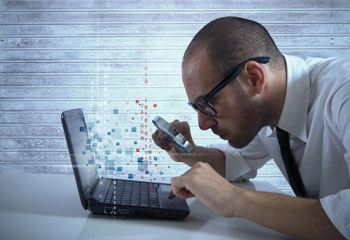 laptop inspect