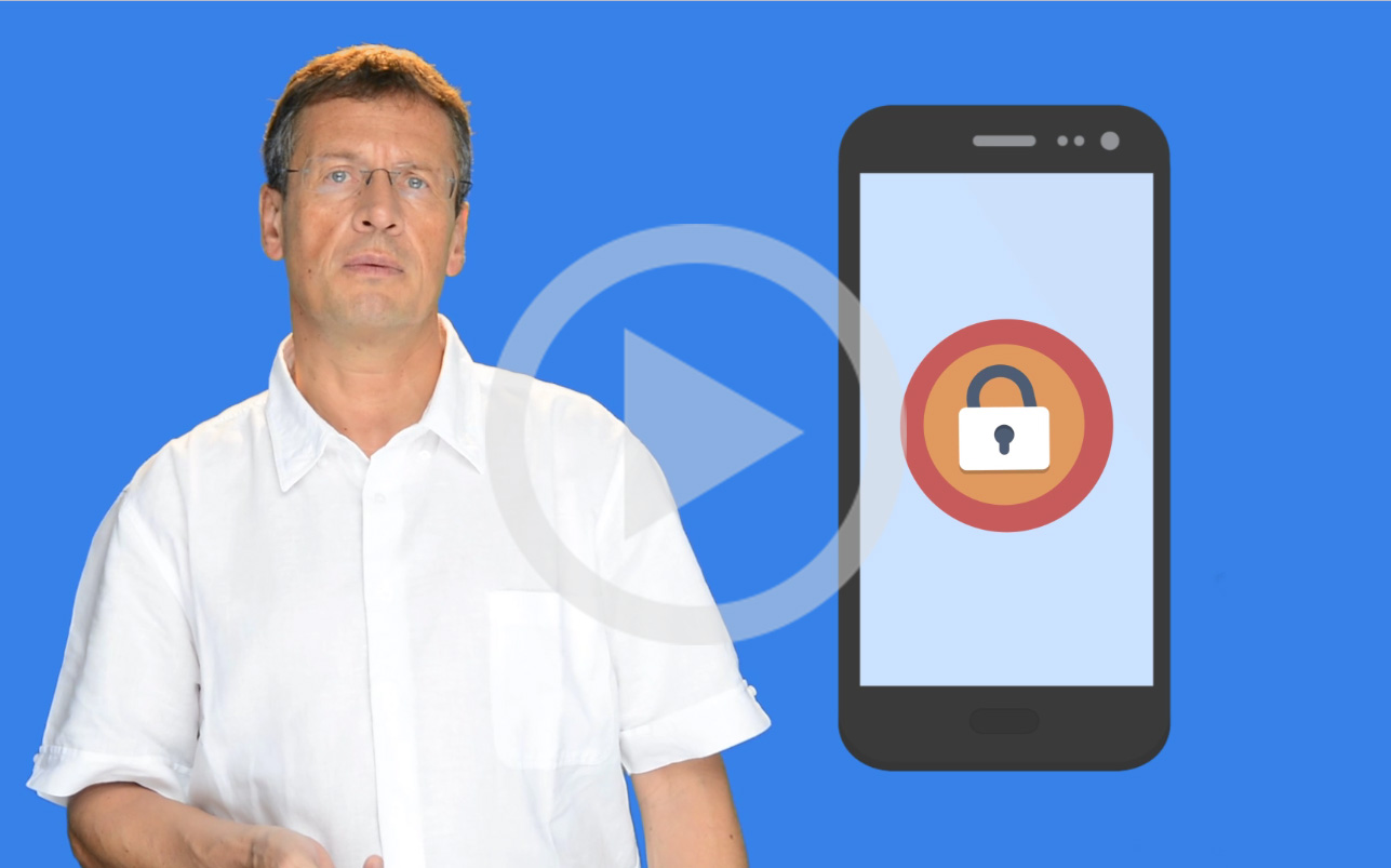 CTO Insights: Setting Up Your Mobile Devices Securely