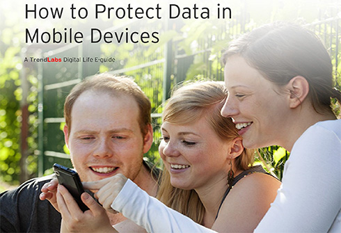 How to Protect Data in Mobile Devices