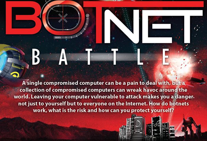 Botnet Battle