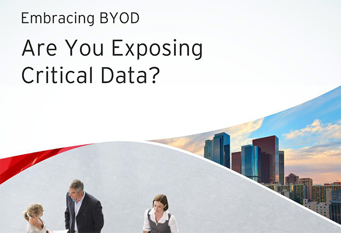 Embracing BYOD Safely and Securely