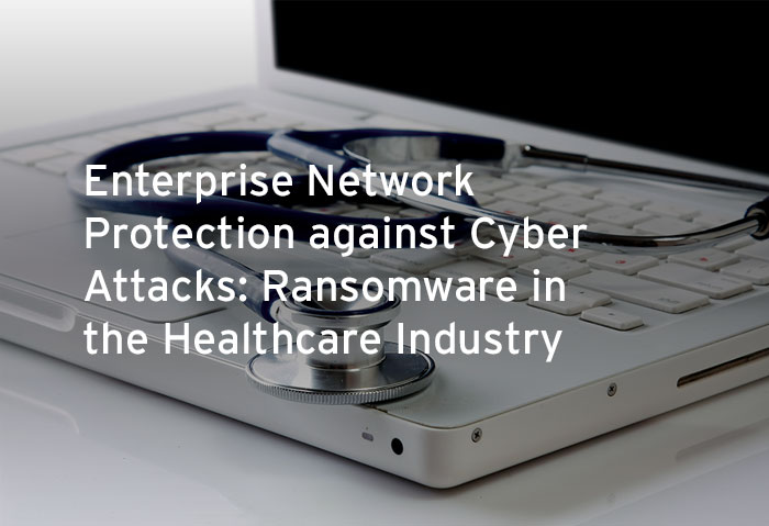Ransomware in the Healthcare Industry