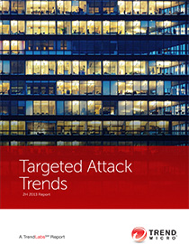 Targeted Attack Trends 2H 2013