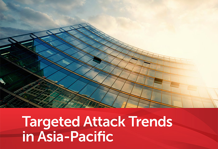 Targeted Attack Trends in APAC, 1H 2014