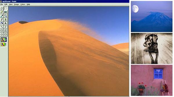Tropic Trooper 攻擊行動所使用的圖片範例