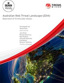 Australian web threat landscape