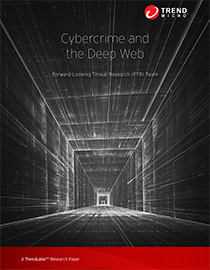 cybercrime and the deep web