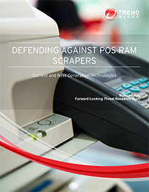 Defending Against PoS RAM Scrapers